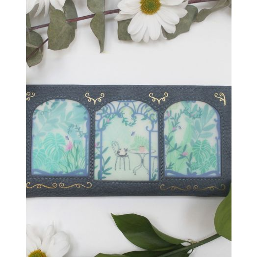 House of Disaster | Boulevard Greenhouse Wallet
