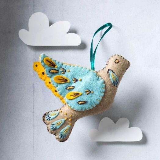 Corinne Lapierre   Turtle Dove Mini Kit