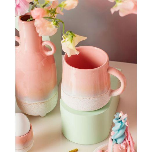 Sass and Belle | Mojave Glaze Mug - Pink