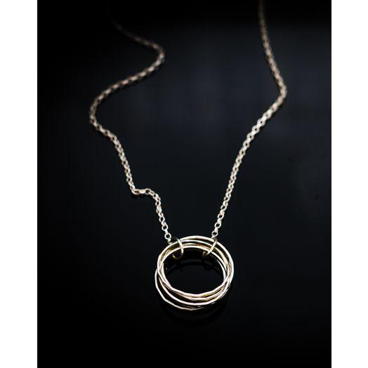 Lynsey De Burca | Doorus Silver Pendant