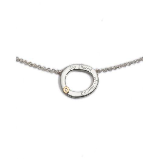 Enibas | Do Shaol Do Thuras| Mini Pendant with Diamond