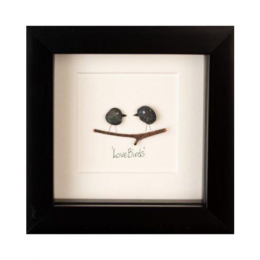 Simply Mourne | Mini Lovebirds Frame