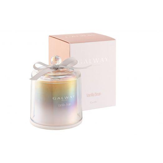 Galway Crystal | Vanilla Bean Candle