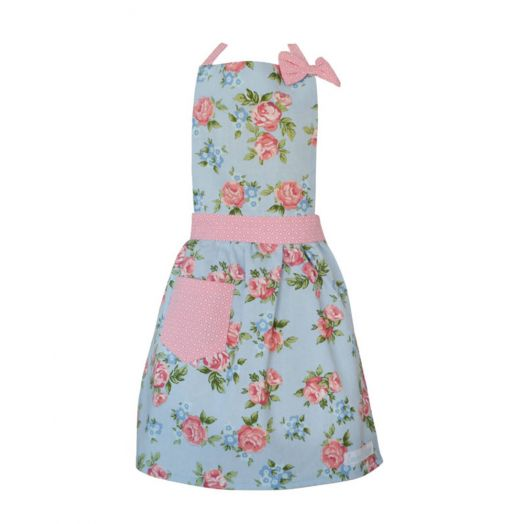 Isabelle Rose | Emily Kid's Apron - Floral