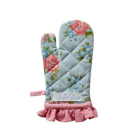 Isabelle Rose | Emily Kid's Oven Glove - Floral