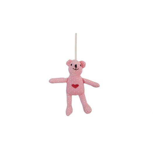 Isabelle Rose | Pink Emily Teddy Bear