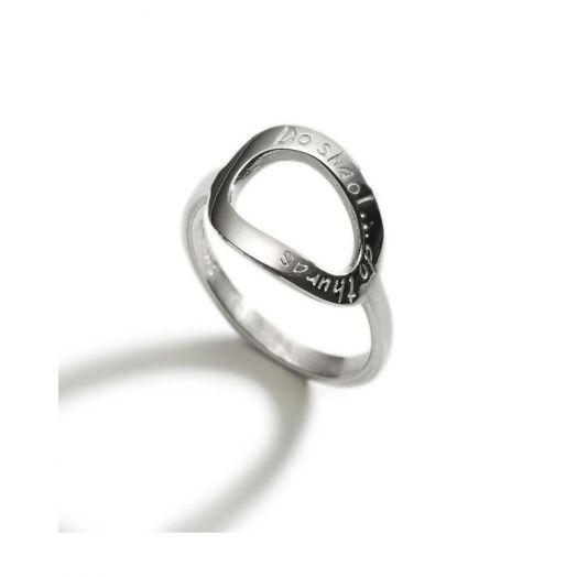 Enibas | Do Shaol Do Thuras | Sterling Silver Ring