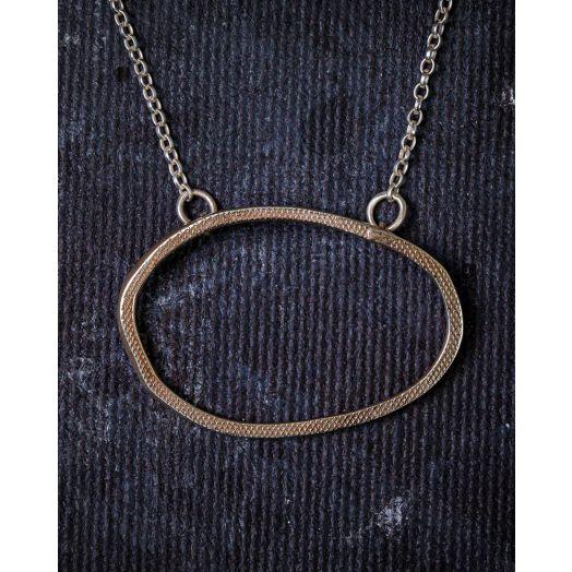 Lynsey De Burca | Drift Gold Vermeil Pendant