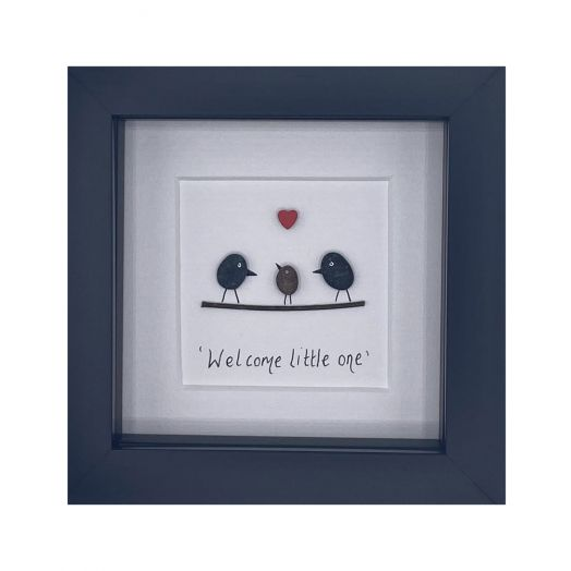 Simply Mourne | Welcome Little One Frame