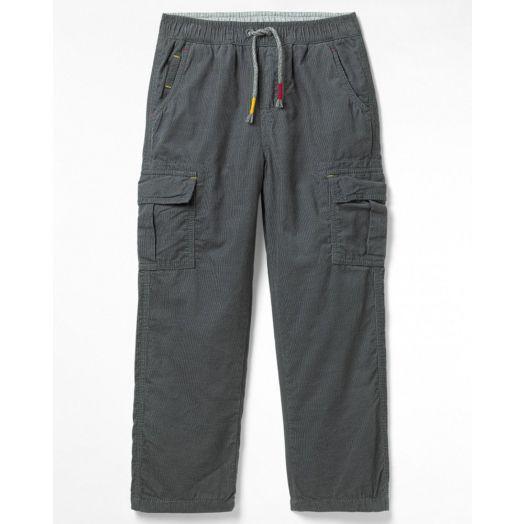 White Stuff | Charlie Cord Trouser Dark Grey