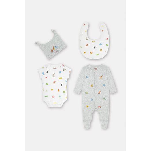Cath Kidston | Baby Starter 4 Pack Gift Set