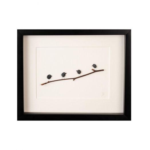 Simply Mourne | Medium Birds Frame