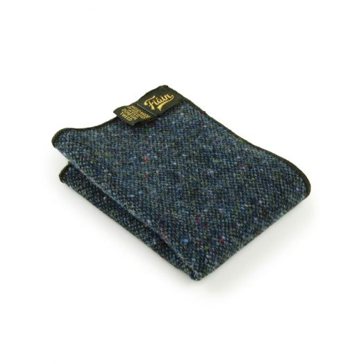 Fiáin   Donegal Tweed Pocket Square   Aran