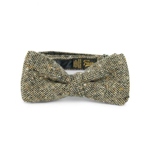Fiáin   Donegal Tweed Bow Tie   Burren