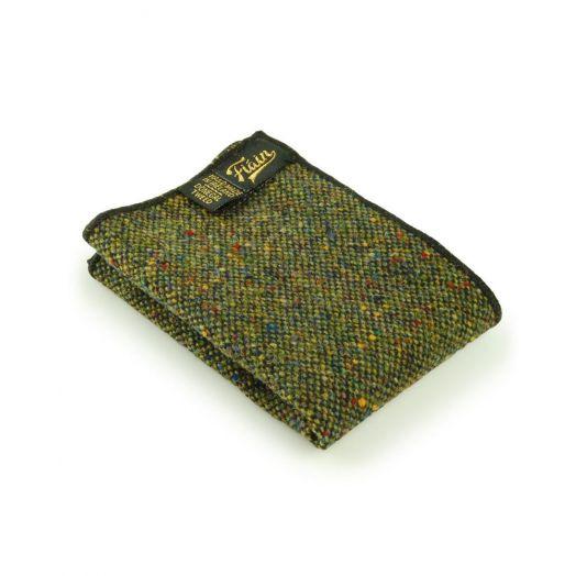 Fiáin   Donegal Tweed Pocket Square   Connemara