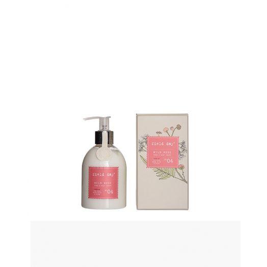 Field Day | Wild Rose Hand & Body Cream