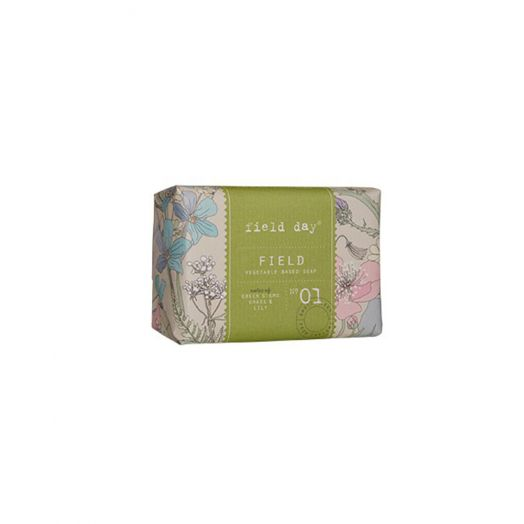 Field Day | Meadow Scented Soap Bar