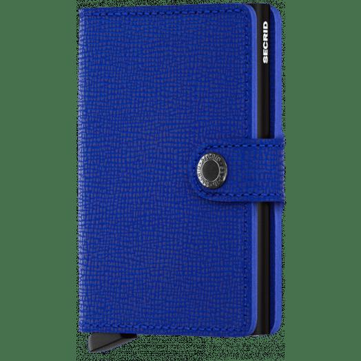 Secrid | Miniwallet- Crisple Blue/Black