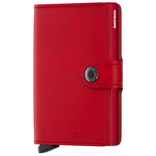Secrid | Miniwallet-Original Red
