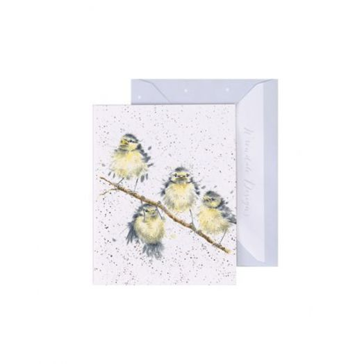 Wrendale | Hanging Out Mini Card