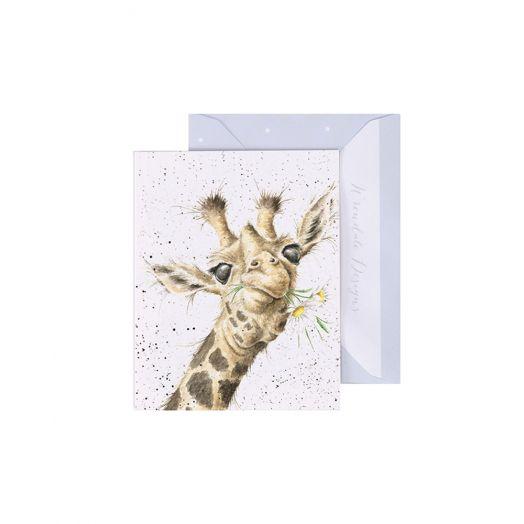 Wrendale | Flowers Mini Card