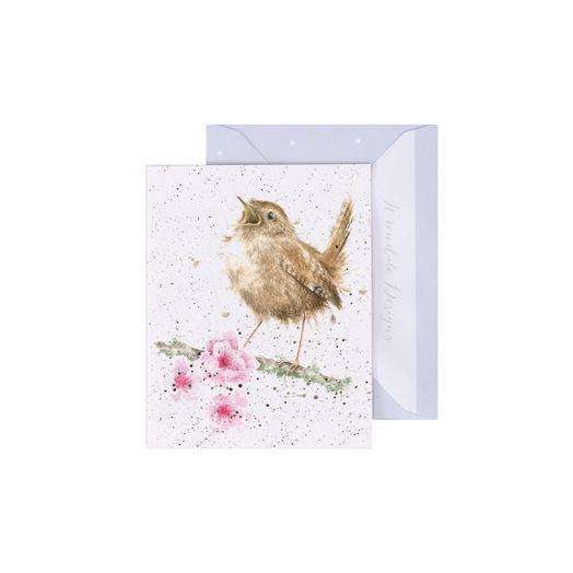 Wrendale | Little Tweets Mini Card