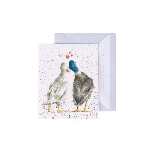 Wrendale | Duck Love Mini Card