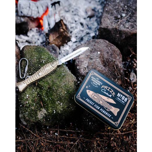 Wild and Wolf | Gentlemen's Hardware Pocket Fish Penknife