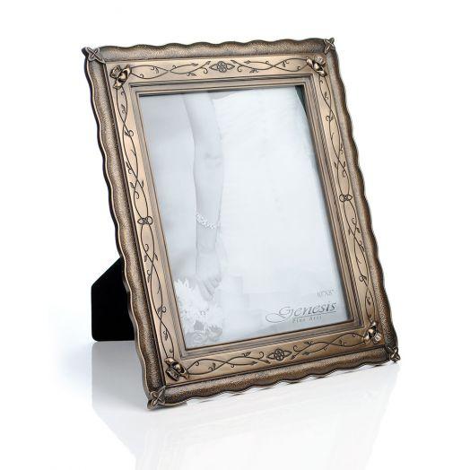 Genesis | Claddagh Wedding Frame 8x10 Inch