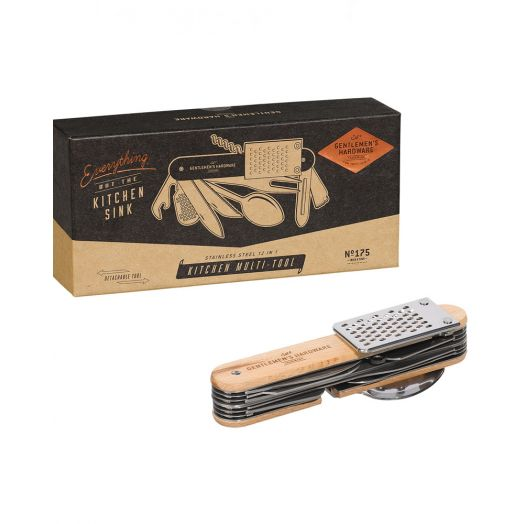 Gentlemen's Hardware | Kitchen Multi-Tool Pocked Knife