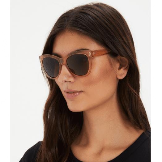 Part Two   Bakoni Sunglasses - Cafe Creme