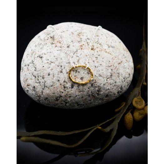 Lynsey De Burca | Tarrae Gold Pendant