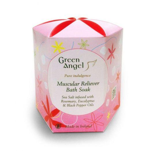 Green Angel | Muscle Reviver Bath Soak