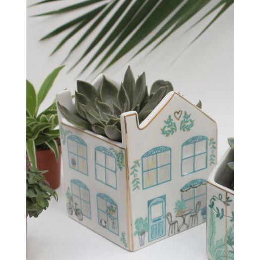House of Disaster | Boulevard House Planter