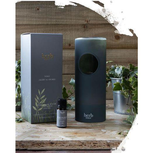 Herb Dublin | Yogi- Lemongrass Essential Oil Burner