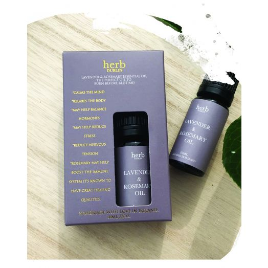 Herb Dublin | Lavender and Rosemary Essential Oil