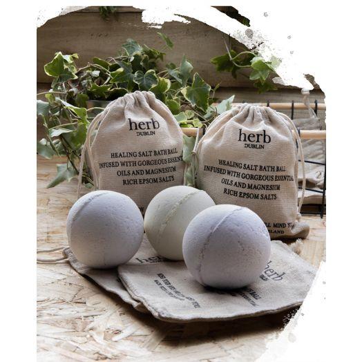Herb Dublin | Citrus Bath Ball