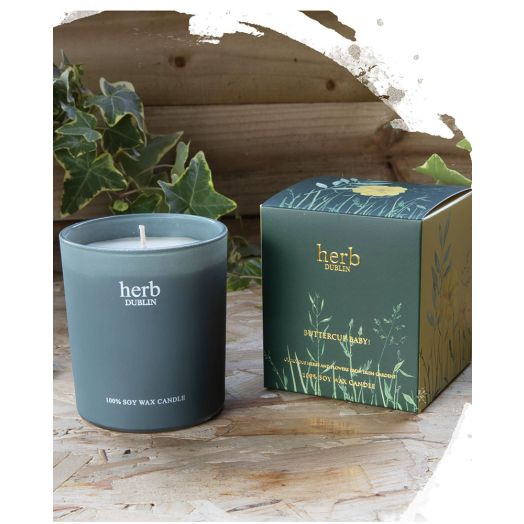 Herb Dublin | Buttercup Baby Candle