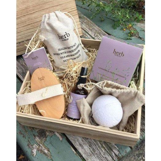 Herb Dublin | Lavender Wellness Hamper