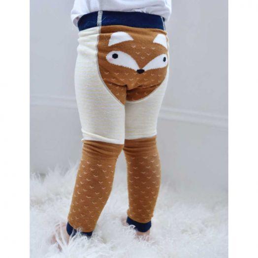 Powell Craft | Knitted Fox Leggings