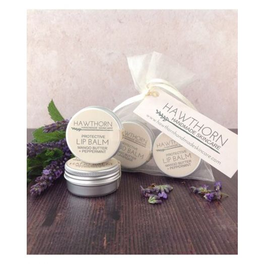 Hawthorn Handmade Skincare | Hand and Lip Gift Bag