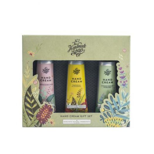 The Handmade Soap Company | Hand Cream Gift Set