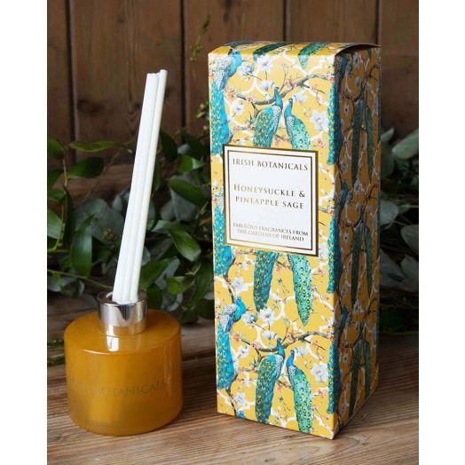 Irish Botanicals | Honeysuckle and Pineapple Sage Diffuser