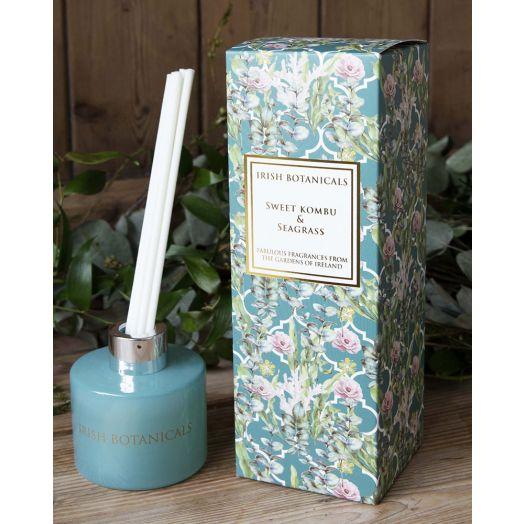 Irish Botanicals | Sweet Kombu and Seagrass Diffuser