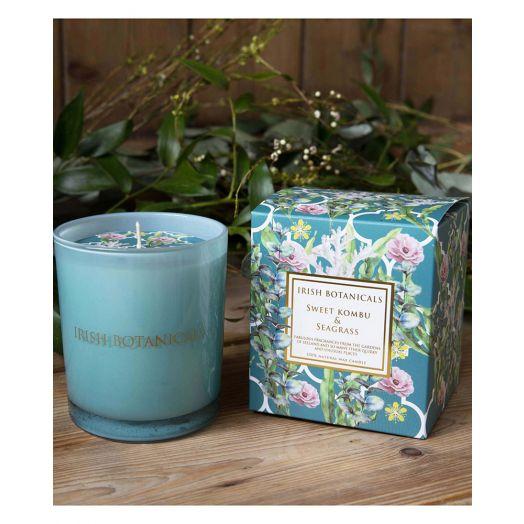 Irish Botanicals | Sweet Kombu and Seagrass Candle