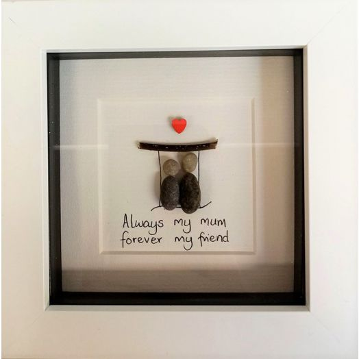 Simply Mourne | Always My Mum Forever My Friend-White