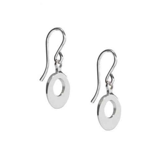 Maureen Lynch | Dreams Silver Swing Earrings