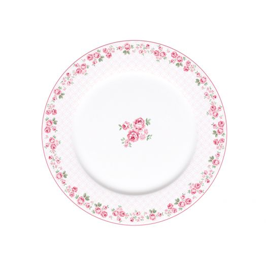 Isabelle Rose   Large Porcelain Lucy Plate