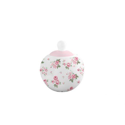 Isabelle Rose   Porcelain Lucy Sugar Pot