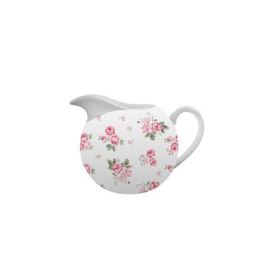 Isabelle Rose   Porcelain Milk Jug
